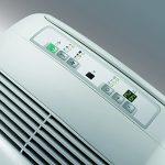 DeLonghi PAC N81 63dB 900W Blanco – aire acondicionado portátil (A, 0,9 kWh, 450 kWh, 900 W, 220-240, Blanco)