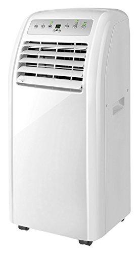 Taurus AC 205 RVKT – Aire acondicionado portátil (880 W, control remoto, filtro anti polvo)