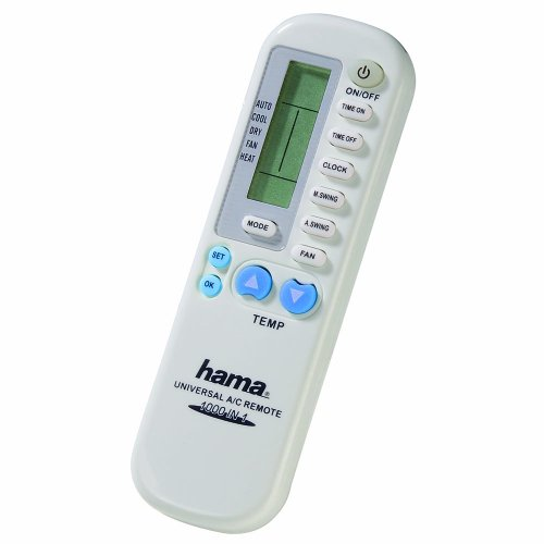 Hama – Mando universal para aire acondicionado