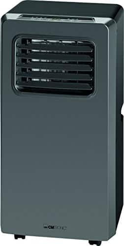 Clatronic CL 3672 – Climatizador portátil, eficiencia energética A, 2000 frigorías, pantalla LED, mando a distancia