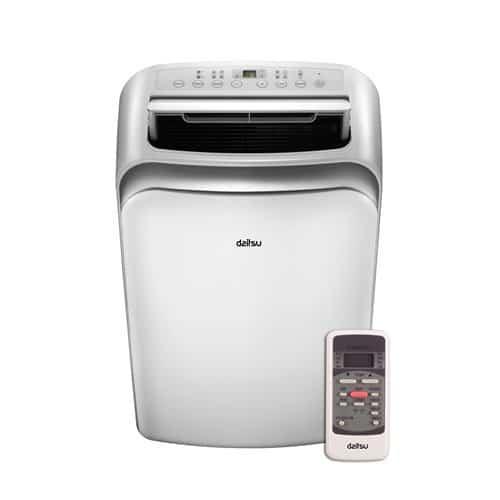 aire acondicionado Portatil Daitsu APD12HRV2 frio 3000kcal, calor
