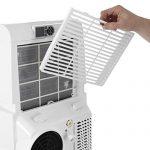 Trotec PAC 3500 E – Aire acondicionado móvil (3,5Kw (12.000BTU), eficiencia energética A)
