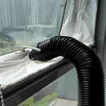 Carreguard AirLock/Hot Air Stop para aparatos de aire acondicionado portátiles 4m