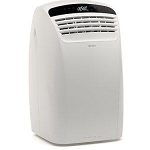 Olimpia Splendid Dolceclima Silent 10 61dB Color blanco – aire acondicionado portátil (A, 0,9 kWh, 230 V, 50 Hz, Color blanco, LCD)