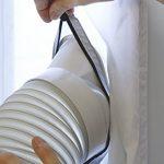 Trotec AirLock 100 – Aislamiento de ventanas para aparatos de aire acondicionado y secadores con descarga de aire externo| Hot Air Stop