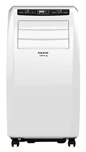 Taurus AC 293 KT – Aire acondicionado portátil (1120 W, control remoto, filtro anti polvo)