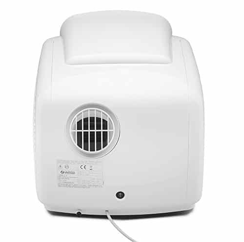 Olimpia Splendid Issimo 2 63dB 1050W Blanco – aire acondicionado portátil (A, 0,9 kWh, 1,1 kWh, 1050 W, 4,7 A, Blanco)