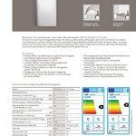AEG 233753 – K27 aire acondicionado portátil 3-en-1 de refrigeración, deshumidificación, ventilador, 2,7 Kw, nivel de presión sonora 38/48 Db Clase de eficiencia energética A +