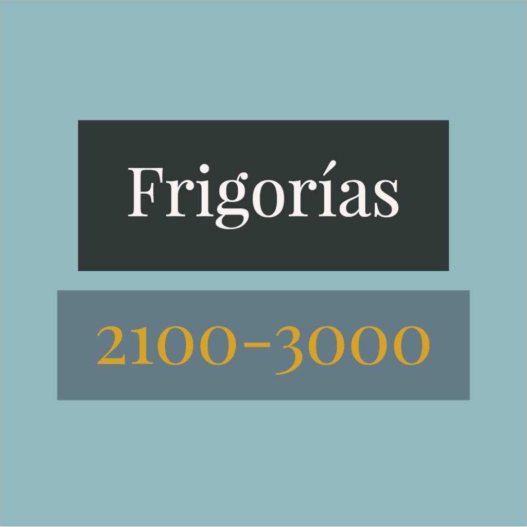 Aire acondicionado portátil de 2100 a 3000 frigorías