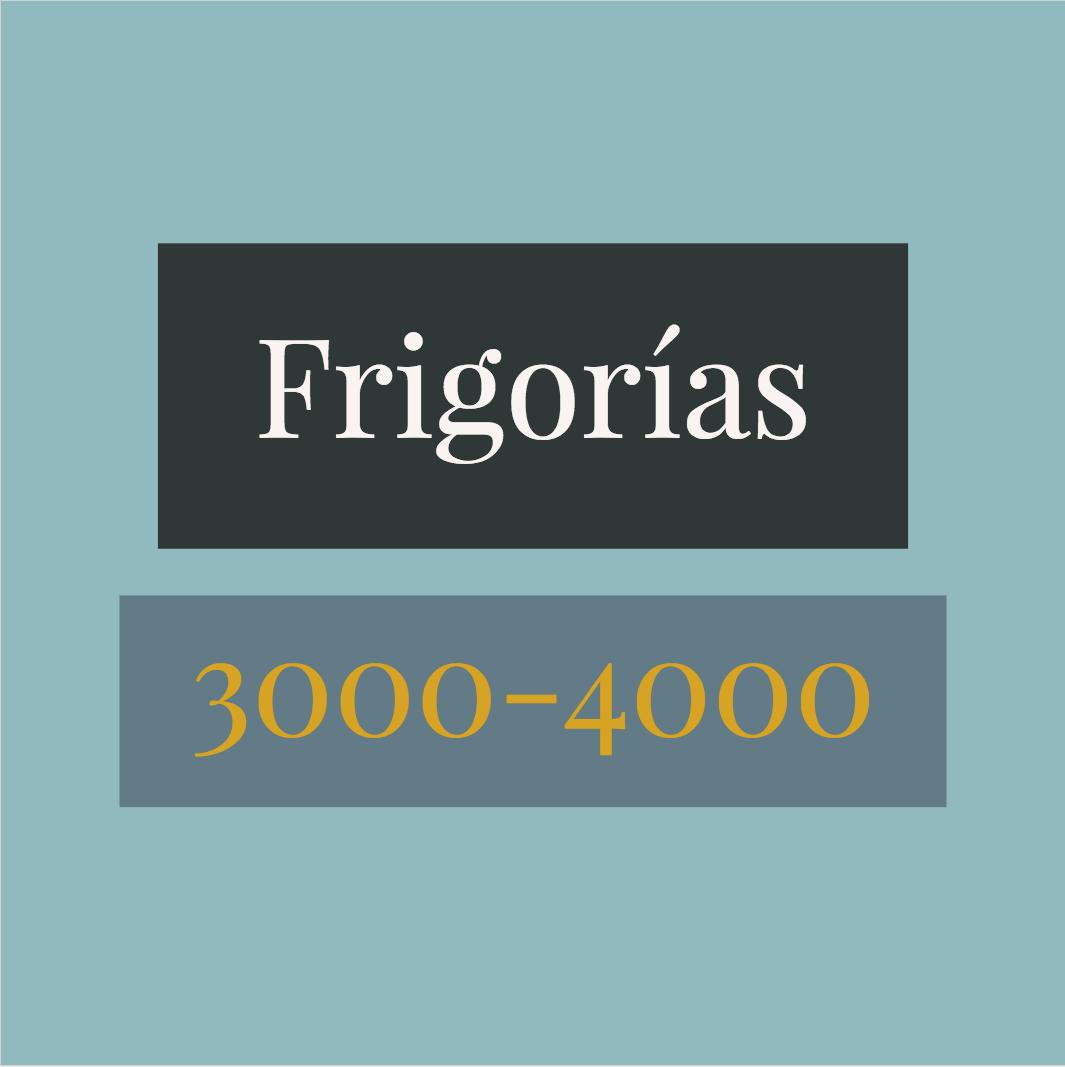 Aire acondicionado portatil de 3000 a 4000 frigorías