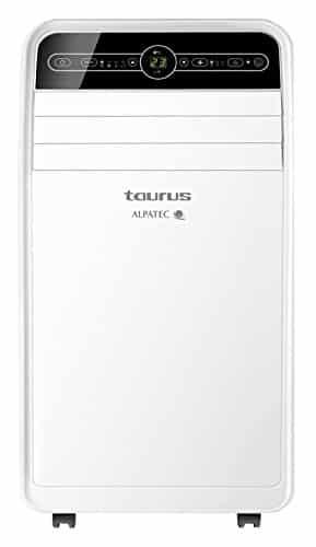 Taurus AC 260 KT – Aire acondicionado portátil (1000 W, control remoto, filtro anti polvo)