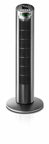 Taurus Alpatec Babel RC – Ventilador de torre con control remoto, color gris